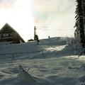 Vastag hóréteg várja Hargita megyében a síelőket