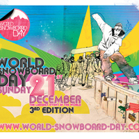Hamarosan: World Snowboard Day