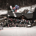 Véget ért a szezon utolsó magyar snowboard kupafutama