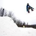 Komoly szaltók a Magyar Snowboard Szövetség kupafutamán