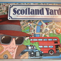 Scotland Yard, avagy Mr. X nyomában