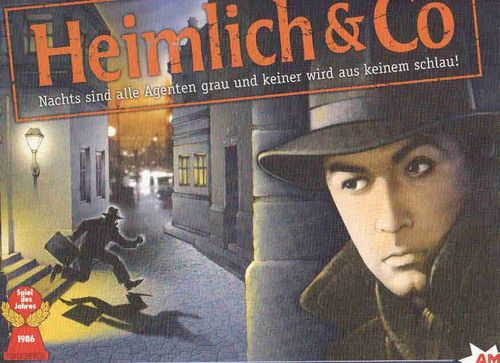 Heimlich and Co. – Ki akar titkosügynök lenni?