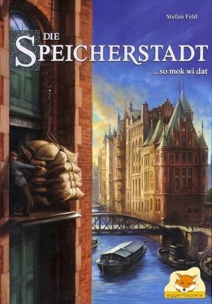 Retteg, félj és borzadj - Íme a Speicherstadt!