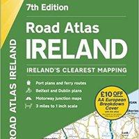ZIP Road Atlas Ireland. National norma convert Craps catalyst Quince