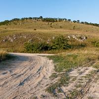 Csákbereny - Gránás, Egy domboldal képekben