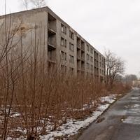 Sármellék - volt szovjet laktanya