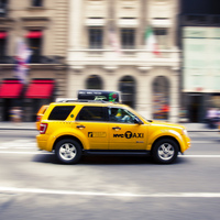 Budapest - New York taxi