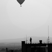 Székesfehérvár - hőlégballonok
