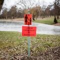 Fehérvárcsurgó - Jégre lépni tilos!