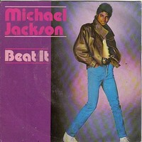Michael Jackson - Beat It (single)