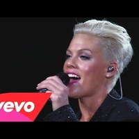 Pink - Are We All We Are (Live from Melbourne)