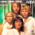 ABBA - Gimme! Gimme! Gimme! (A Man After Midnight) lemezborító