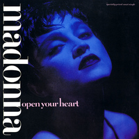Madonna - Open Your Heart     ♪