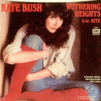 Kate Bush - Wuthering Heights (single)