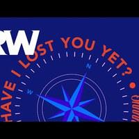 Robbie Williams - The Pilot (Lyric Video)