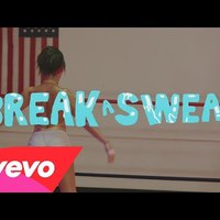 Becky G - Break A Sweat (Lyric video)