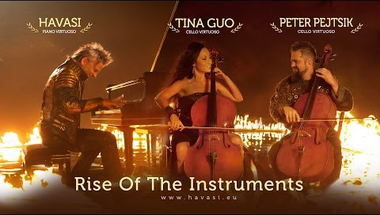 Havasi feat. Tina Guo, Peter Pejtsik - Rise of the Instruments