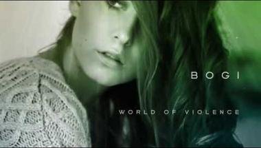 Bogi - World of Violence (Lyric Video)