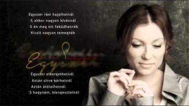 Rúzsa Magdolna - Egyszer (Lyric video)    ♪