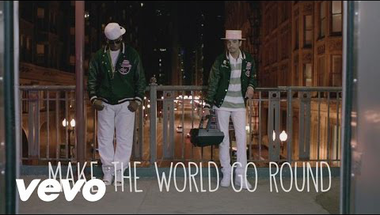 DJ Cassidy ft. R. Kelly - Make the World Go Round    ♪