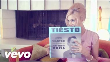 Tiësto ft. Matthew Koma - Wasted