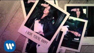 Cher - I Hope You Find It (official lyric video)     ♪