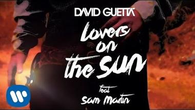 David Guetta ft. Sam Martin - Lovers On The Sun (Official Audio, Lyric)