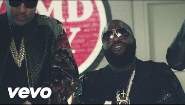 Rick Ross ft. French Montana - What A Shame (Explicit)