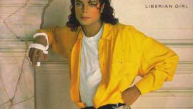 Michael Jackson - Liberian Girl (1989)