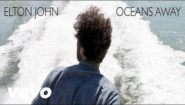Elton John - Oceans Away (audio)