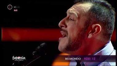 Belmondo - Miért ne higgyem? (A Dal 2014 második elődöntő)
