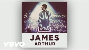 James Arthur - Get Down (Audio)