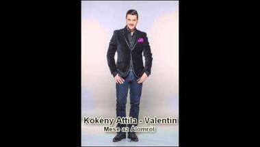 Kökény Attila - Valentin (audio)