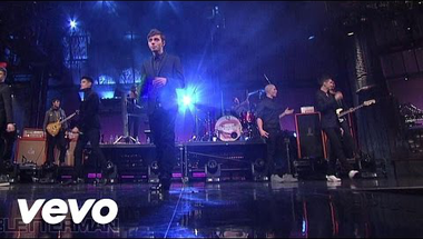 The Wanted - Show Me Love (Live on Letterman)