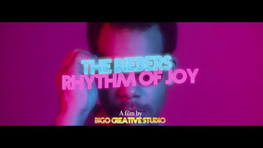 The Biebers - Rhythm of joy