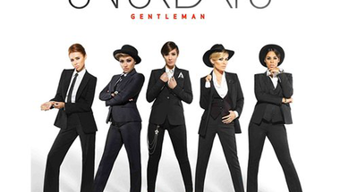 The Saturdays - Gentleman (2013)