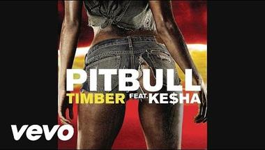 Pitbull ft. Ke$ha - Timber (Audio)
