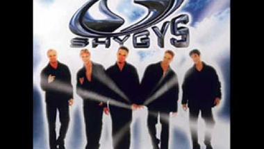ShyGys - Vágyom rád (audio)     ♪