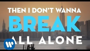 Christina Perri - I Dont Wanna Break (Official Lyric Video)