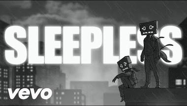Cazzette ft. The High - Sleepless (Lyric Video)