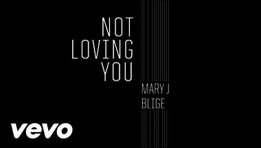 Mary J. Blige - Not Loving You (Audio)