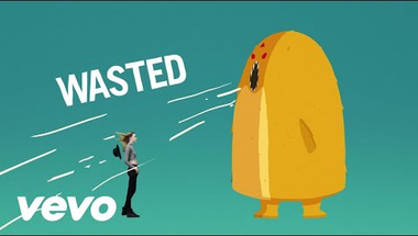 Tiësto ft. Matthew Koma - Wasted (Lyric Video)