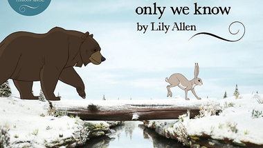 Lily Allen - Somewhere Only We Know     ♪