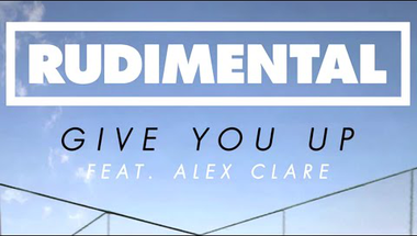 Rudimental feat. Alex Clare - Give You Up (Official Audio)