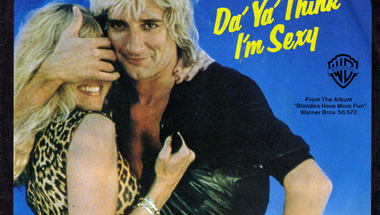 Rod Stewart - Da Ya Think I'm Sexy? (single)
