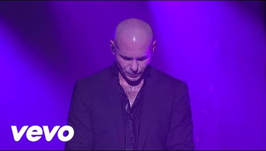 Pitbull - Give Me Everything (Live On Letterman)
