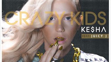 Ke$ha feat. will.i.am - Crazy Kids (2013)