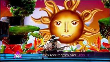 Szécsi Saci és Szécsi Böbe - Born to Fly (A Dal 2014 második elődöntő)