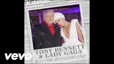 Lady Gaga & Tony Bennett - Winter Wonderland (Audio)
