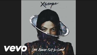Michael Jackson - Love Never Felt So Good (audio)   ♪